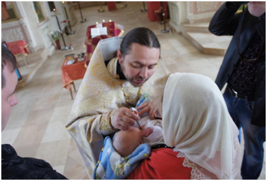 Почему беременной женщине нельзя крестить ребенка 26